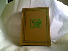 """The Hobbit or There and Back 50th Anniversary Edition by J.R.R. Tolkien """"MINT"""""""