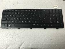 New for HP Probook 650 G1 655 G1 Keyboard with frame No Pointer US 738697-001