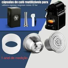 iCafilas For Cafeteira Expresso Nespresso inissia 19 bar Refillable Coffee
