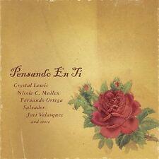 Pensando en Ti by Various Artists (CD, Aug-2003, Word) Free Ship #FZ10