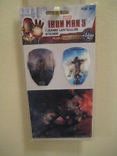 Avengers Marvel Comics Iron Man 3 each pack has 1 large& 2 small