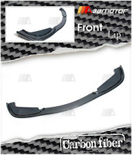 Carbon Fibre HM Style Front Bumper Lower Splitter fit for 2001-2006 BMW E46 M3
