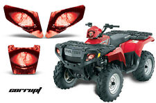 AMR HEAD LIGHT GRAPHIC DECAL COVER POLARIS SPORTSMAN 800/500 PART 05-10 CORRUPT