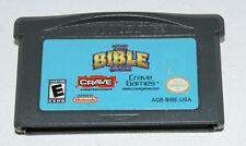 The Bible Game (Game Boy Advance) GBA FREE USA SHIPPING!!!