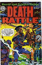 Death Rattle #3 comic 1986