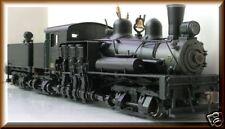 "80 ton 3-truck Shay gear-locomotive Zahnrad DampfLok with/mit DCC digital Sound HO 1:87 2-rail New NEU Ovp ""Best of the best Award HO model of century 21"""