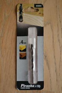 4 mm drill bit Piranha Black & Decker