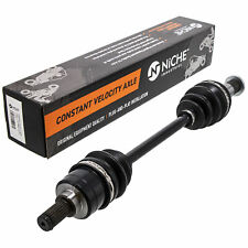 NICHE Rear Left Right CV Axle Drive Shaft for Yamaha Grizzly 550 700