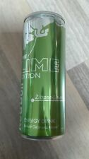 NEU 1 Energy Drink Dose Red Bull Zitrone Limette Edition Full Voll 250ml Can AT