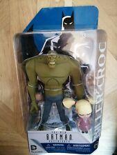 DC Collectibles Batman Animated series killer croc Action Figure MIB