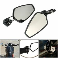 Motorcycle Rear View Mirrors 7/8 Handle Bar End for Suzuki GSXR 1000 750 600 250