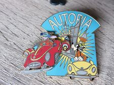 Pin 47532 DLRP - Stitch Invasion Series - Autopia with Goofy - Disney - LE 1200