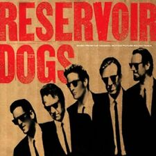 RESERVOIR DOGS Soundtrack LP Vinyl BRAND NEW 2015