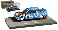 Atlas BMW M3 (E30) 'VL Motorsport' BTCC campeón 1991-hoy 1/43 Escala