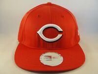 Cincinnati Reds MLB New Era Vintage Snapback Hat Cap