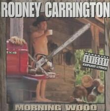 RODNEY CARRINGTON - MORNING WOOD [PA] NEW CD