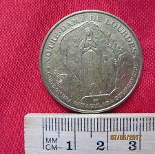 Medaille - Notre-Dame De Lourdes - Sanctuaires Notre Dame - Frankreich