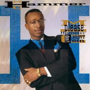 MC HAMMER - Please Hammer, Don't Hurt 'Em (CD 1990) USA First Edition EXC