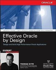 Effective Oracle by Design Osborne ORACLE Press Series