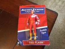 "DC Comics Justice League The New Frontier Bendable Action Figure, 5.5"" Flash"