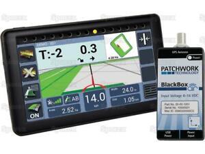 "Patchwork Blackbox Air+ (UPGRADED) GPS System 7"" Display R1 Receiver G1 Antenna"