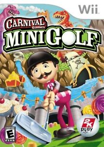 Carnival Games: Mini-Golf - Nintendo  Wii Game