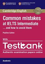 Common Mistakes at IELTS Intermediate Paperback with IELTS Academic Testbank: An
