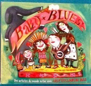 Baby Blues - Caillard Ulivo (CD Digipack) Ref 1890