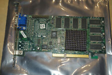 3DFX Voodoo 3 2000 AGP 16Mb RAM VGA video graphics card glide 3d