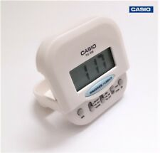 Despertador Digital CASIO PQ-30B-7DF - Snooze - Luz LED - Alarma Diaria - 12/24h
