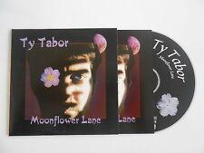 TY TABOR : MOONFLOWER LANE [ CD ALBUM ] ~ PORT GRATUIT