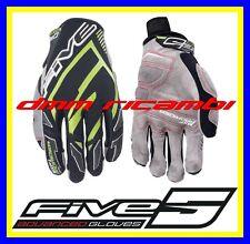 Guanti Moto racing FIVE MXF PRORIDER Tg.L/10 Verde Cross Enduro PitBike MTB BMX