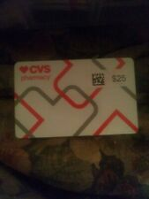 CVS Pharmacy * Used Collectible - Gift Card NO VALUE * SV1861969 - w/Sticker
