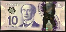 Banknote - 2013 Canada $10 Ten Dollar Polymer, P107b, UNC