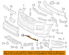 TOYOTA OEM 14-18 4Runner Front Bumper-Lower Support Left 5267635010