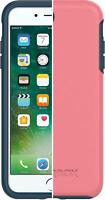 OtterBox Symmetry Series Case for iPhone SE (2020), 8 and 7, Pink Blue