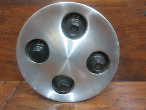 Saturn S Series: 1995, 1996, 1997, 1998 - 2002, Center Cap, 21011503, 6 3/8in