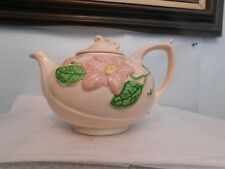 Vintage Hull Pottery Teapot, Made in United States