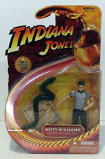"Hasbro 4"" Figure 40597 Indiana Jones Mutt Williams Kingdom Of The Crystal Skull"