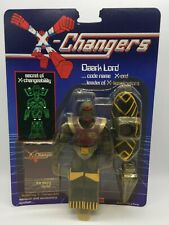 Vintage X-Changers Daark Dark Lord Action Figure Toy Complete MOC Acamas Toys