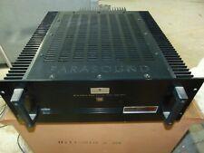 Parasound HCA 2205A 5 Channel THX 225w rmspc Power Amplifier  tech-Tested