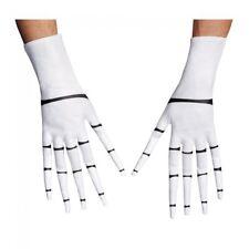 Disguise Nightmare Before Christmas Jack Skellington Halloween Costume Gloves