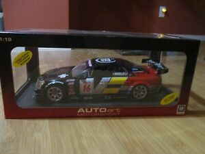 AutoArt Motorsport 1:18 Cadillac CTS-V SCCA World Challenge 2004 #16
