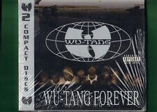 WU TANG CLAN - WU TANG FOREVER DOPPIO CD NUOVO SIGILLATO