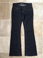 bebe Boot Jeans Sz 26P in Blue (27x32)