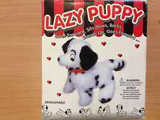 Lazy Puppy Battery Operated Dalmatian Dog Toy
