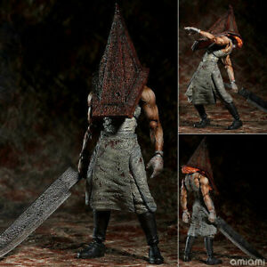 Movie Silent Hill 2 Revelation Pyramid head  #SP-055 Figure Figma Fans Toy Boxed