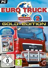 Euro Truck Simulator 2: Gold-Edition von rondomedia   Game   Zustand gut