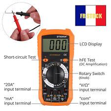 Testeur Electrique Professionnel Multimètre Numérique  Automatique 250 V / 0,2 A