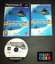 JUEGO SNOWBOARD RACER 2 (PAL UK) PLAYSTATION 2  PS2 PS3